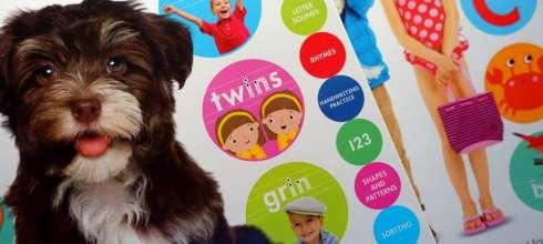 陪小孩直覺玩英文|Scholastic Early Learners Jumbo Workbook遊戲冊