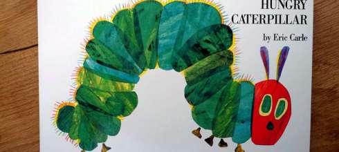 歷經半世紀的故事|The Very Hungry Caterpillar|向這隻好餓毛毛蟲致敬