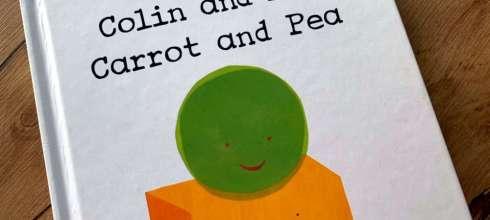 孩子第一次交朋友書單Colin and Lee, Carrot and Pea