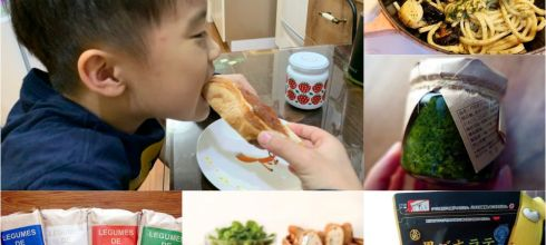 [好食第10團]安心好食: 讚岐烏龍麵、鬆餅粉、北海道湯包、日本果醬,北海道焙煎紅豆茶
