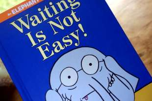 孩子症頭必讀 Waiting is not Easy? 等不住小孩一定要聽的故事