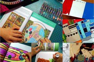 [10顆星推薦] 小孩的6本美術書|I Heart Monet我愛莫內|畫家,建築師與博物館的畫冊和硬頁書