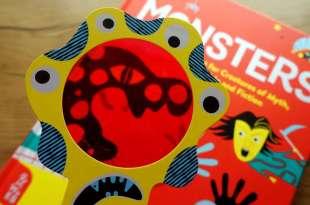 怪獸和他們的產地|MONSTERS:A Magic Lens Hunt for Creatures|紅色探照鏡找一找