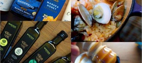 [第21團] 吃5年的好油● 紐西蘭酪梨油●蒜味橄欖油/UMF麥蘆卡蜂蜜/水果條/超級花生醬