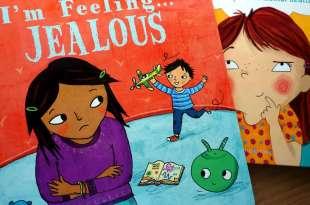 [媽媽育童聖經] 當小孩嫉妒羨慕|I'm Feeling Jealous|給孩子的專屬情緒書