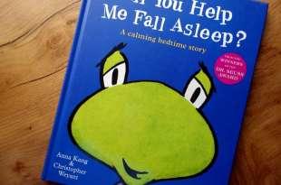 陪睡必備書單|Will You Help Me Fall Asleep?|不愛睡覺和滾床小人必聽故事