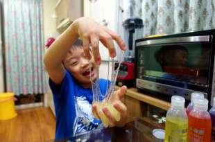 [居家感統遊戲] 觸覺敏感|英國製造Brian Clegg彩色300ml無毒膠水|超好玩的史萊姆slime