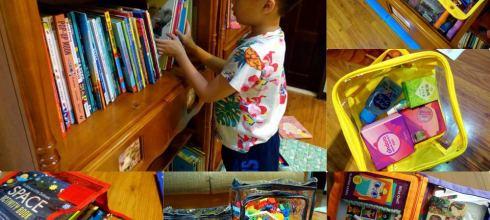 [揪團] 小宅收納分享:家裡雜亂再見,比想像中好用的百寶袋王