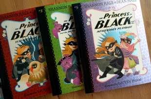 適合孩子的英文橋樑書|The Princess in Black|紐約時報暢銷讀本|還有My First Dictionary