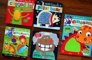5本超吸眼球的怪怪觸覺書|La La Llamas!,每一本摸起來都怪怪的可愛