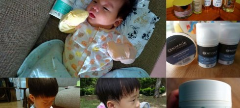 使用5年的法國貝貝 大童小嬰都好用的修護霜 換季時汗疹和尿布疹都適合