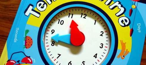 史上最強大的立體時鐘工具書|How to Tell the Time|時間、日期、星期一次搞定