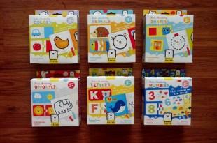 5顆星!美國Banana Panda認知拼圖學習隨行盒|還有著色與遊戲冊
