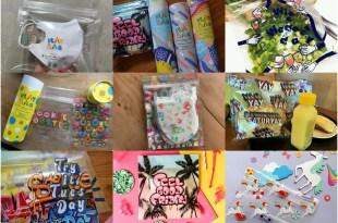 口罩收納必備 台灣製造Play Bag抗菌無毒萬用環保袋 食物,口罩,文具小物全都可以裝