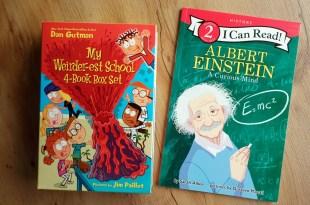 同哥閱讀書單|My Weirder-est School|愛因斯坦的故事
