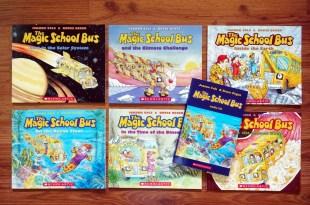 英文力書單 The Magic School Bus魔法校車經典CD有聲書 還有內褲超人
