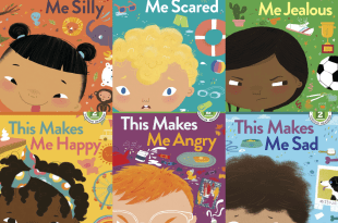 4Y以上閱讀入門選書|Rodale Kids Curious Readers