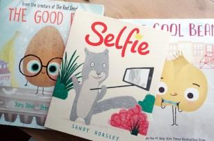 Selfie|用自拍為主題,和孩子說一個關於社群媒體的故事