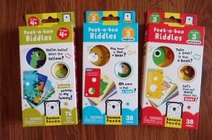 3-4y可玩,猜猜看動腦還可建立同理心 美國Banana Panda益智遊戲卡
