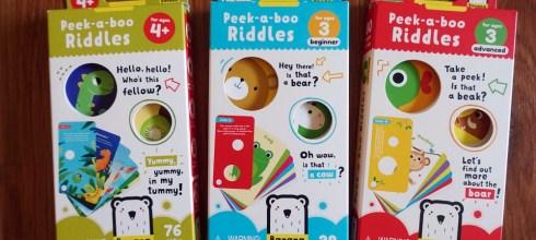 3-4y可玩,猜猜看動腦還可建立同理心|美國Banana Panda益智遊戲卡
