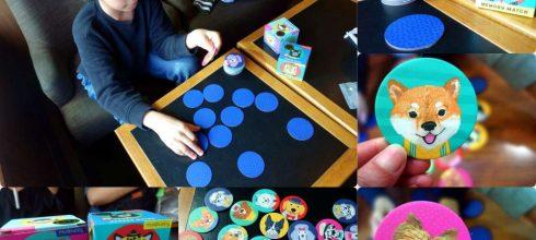 適合3-8歲的隨身桌遊 超有態度的美國Mudpuppy迷你記憶卡牌 獲奧朋漢玩具金獎(推)