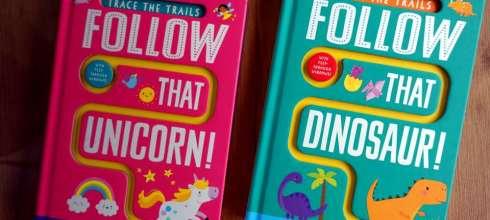 孩子的感統遊戲|視知覺My First Copy and Colour|還有聽覺順序的Follow That Unicorn