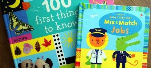 引導孩子的上下空間概念Baby Very First Mix and Match Jobs|100 First Things to Know
