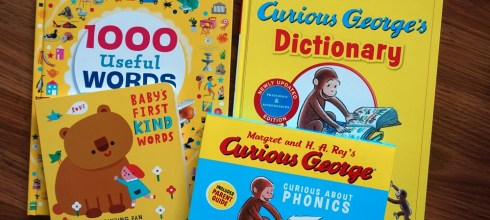 適合4-7歲的學習型童書:自然發音小書、字彙及識字工具書、自然科學讀本