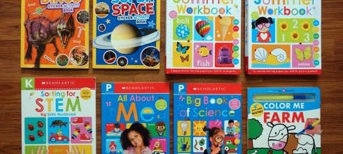 超過10本打發時間的學習遊戲書單 重覆擦寫遊戲書, 科普及邏輯遊戲貼紙書