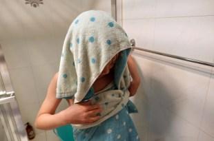 竟然是黴菌感染|小孩圓形禿|三個月要換毛巾和隨身準備方巾