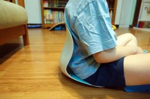 坐姿不良必備 韓國-Curble kids 3D美學護脊椅 矯正坐姿好好用