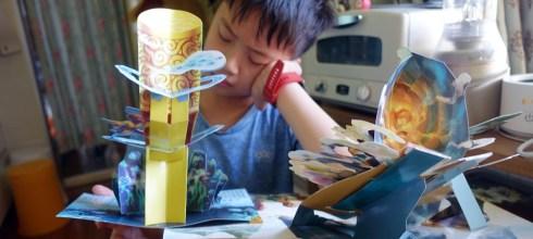 中文童書分享 也太磅薄!!最強《傳說西遊記》立體書