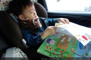 同大爺書報●Peppa Pig貼紙書●坐飛機, 長途車程或外出的完全安撫好物