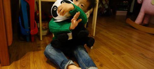 同大爺的好朋友●美國Zoobies毛毯玩偶●幼兒毯界百變金鋼(3種功能)