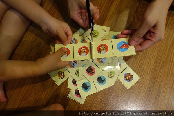 The Gruffalo's Child BIG Activity Book 古肥玀大遊戲書~有貼紙,桌遊,找找書... - 愛小宜的甜蜜小窩