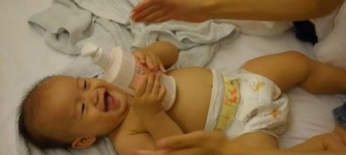 同大爺洗香香-FEES法緻是寶寶肌膚的守護仙子