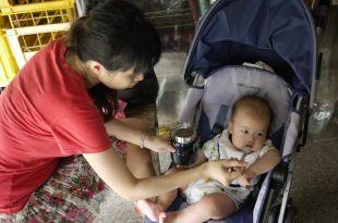 [好物]副食品外出怎麼餵? 0-6個月寶寶發展總整理