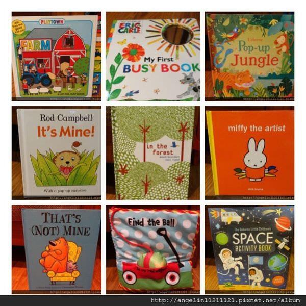 [已結團]1 /2 月書團 適合0-5歲硬頁書.立體書.貼紙書.品格教養書單.專注力找找書~ - 愛小宜的甜蜜小窩