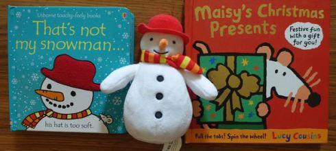 提早準備的耶誕書單●Maisy's Christmas Presents●還有倒數計時降臨曆