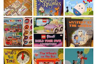 [導讀]4月書單●硬頁書,鵝媽媽歌謠,樂高積木,英國Orchard Toys新品拼圖,繪本●