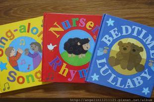 同大爺的1歲書單●First Songs Library●寶寶歌謠51首(含親子共讀心得分享)