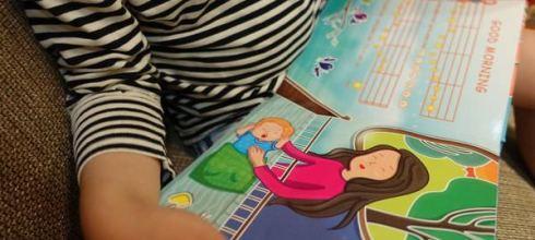 同大爺好喜歡的●Singing Mommy, Happy Baby●我的第1套親子音樂遊戲書