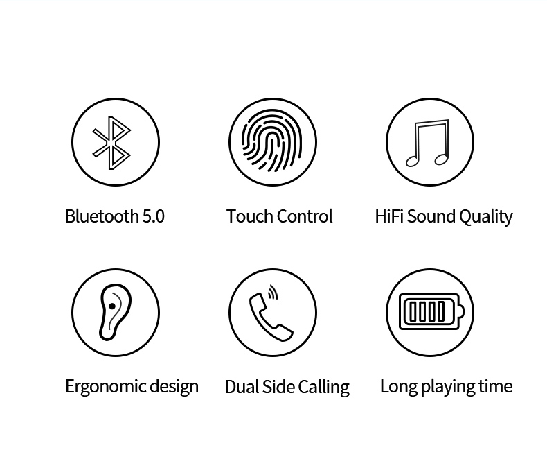 Bluetooth Headsets Wholesale Nokia 7,MYINNOV M9S Touch
