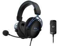 HyperX推出Cloud Alpha S電競耳機,,支援7.1虛擬環繞音效