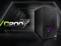 迎廣推出C200 全新中塔機殼 專為創作者與高容量儲存的使用者設計