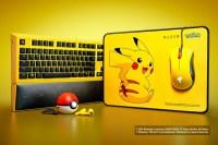 Razer 聯名 寶可夢 皮卡丘推出耳機、鍵盤、滑鼠、鼠墊限定款,正式在台上市