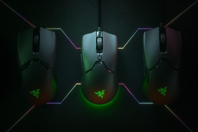 Razer 推出更輕61g的Viper Mini 極輕量滑鼠,Viper家族再添一支!
