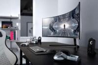 三星推出奧德賽Odyssey系列曲面電競螢幕,Samsung Odyssey G9、Odyssey G7 R1000 曲面電競螢幕