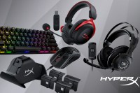 HyperX CES 2021 推出自家60%機械鍵盤 HyperX Alloy Origins 60、首支洞洞鼠 HyperX Pulsefire Haste等產品