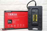 CyberPower CP650Hga 不斷電系統 評測,加入USB充電埠UPS入門最佳選擇